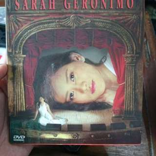 Pre-loved Sarah Geronimo - The Other Side Original DVD
