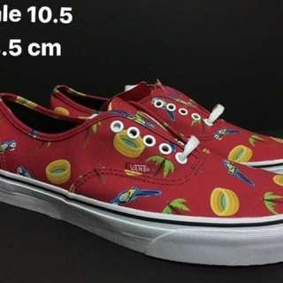 Vans shoes, size 10.5