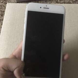 Silver Iphone 6 UNLOCKED