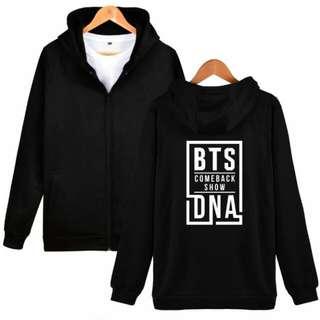 BTS DNA Love Yourself Hoodie