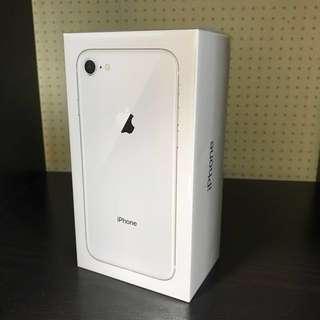 BNIB iPhone 8 64GB Silver