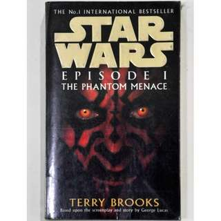 Star Wars, Episode I: The Phantom Menace by Terry Brooks