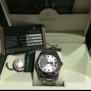 Rolex datejust 2 41mm