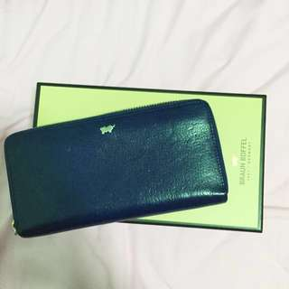 Genuine Braun Buffel's Wallet