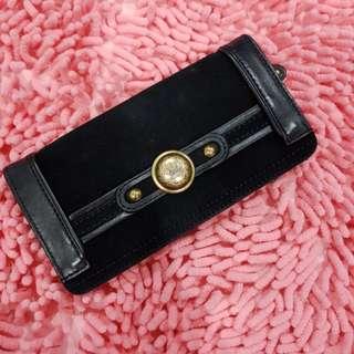 Juicy conture  leather wallet