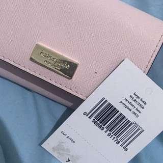 Kate Spade Card Case Pink
