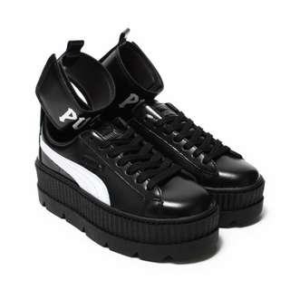 PUMAxFENTY Ankle Strap Sneaker黑色 女鞋