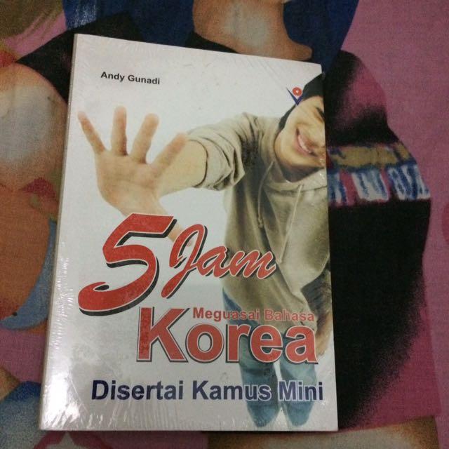 5 Jam Menguasai Korea