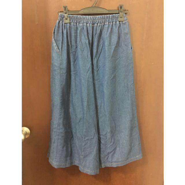 ♥️長版寬褲♥️