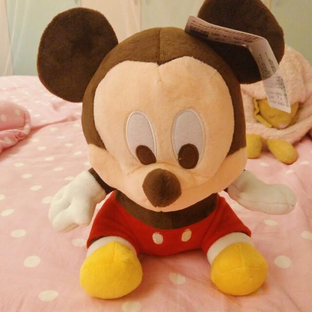 迪士尼 米奇 米老鼠 娃娃