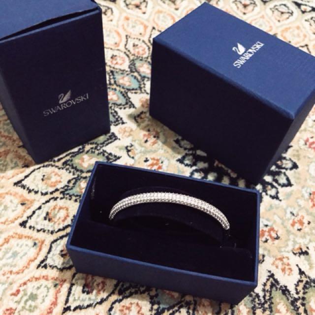 施華洛世奇 水晶 手環 鑽 戒指