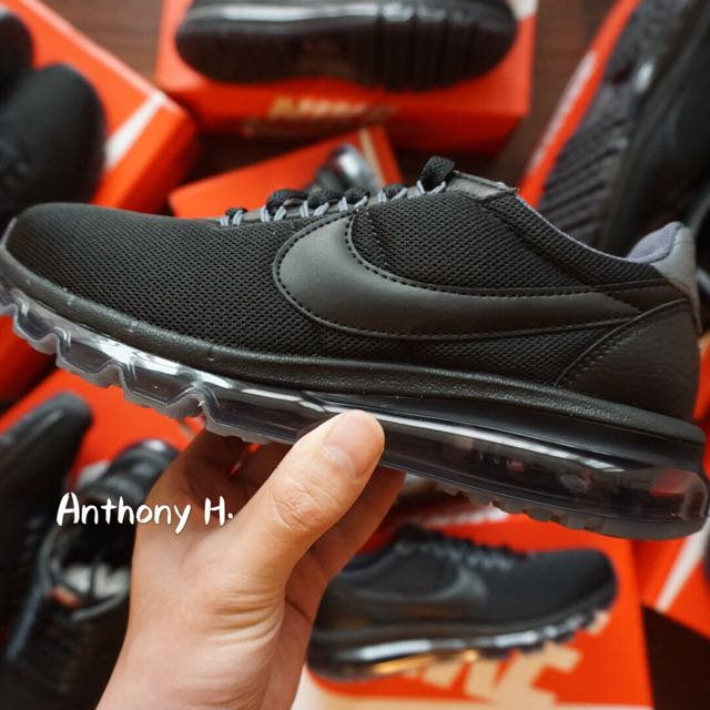 全新 WMNS Nike Air Max LD Zero 全黑