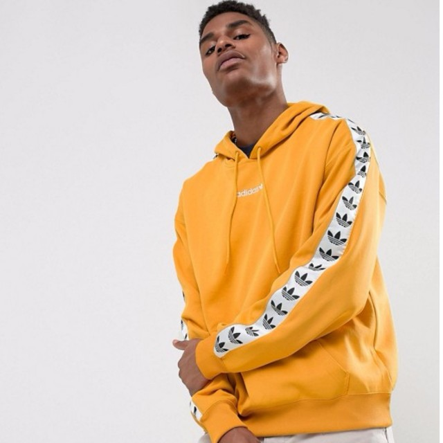 adidas Originals Tape Zipped Hoody   Hoodies, Clothes, Fashion