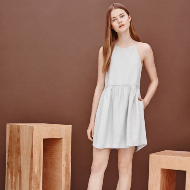 Aritzia Wilfred Le Fou Emeline Dress
