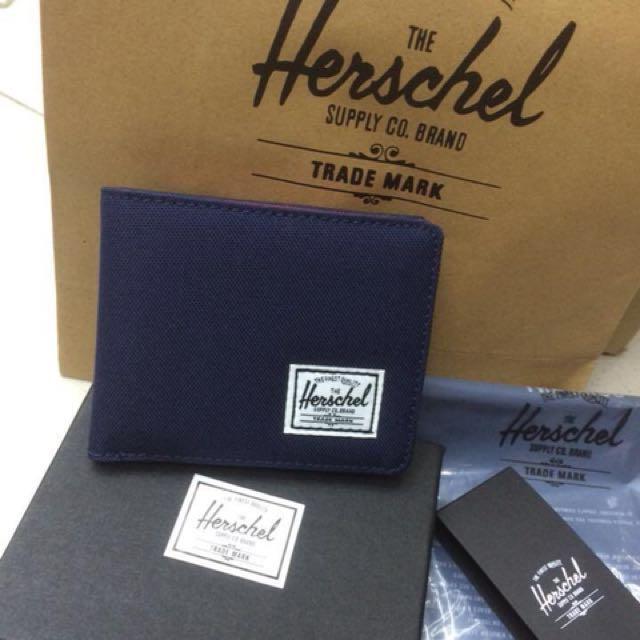 Authentic Herschel Wallets
