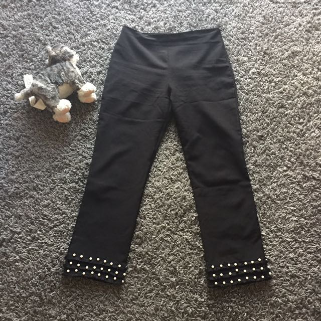 authentic zara bottom M