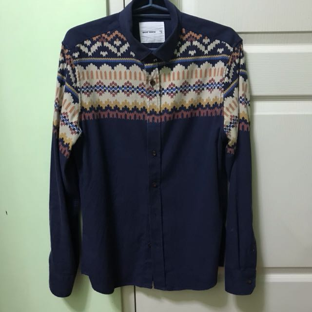 Aztec L/S from Basic House