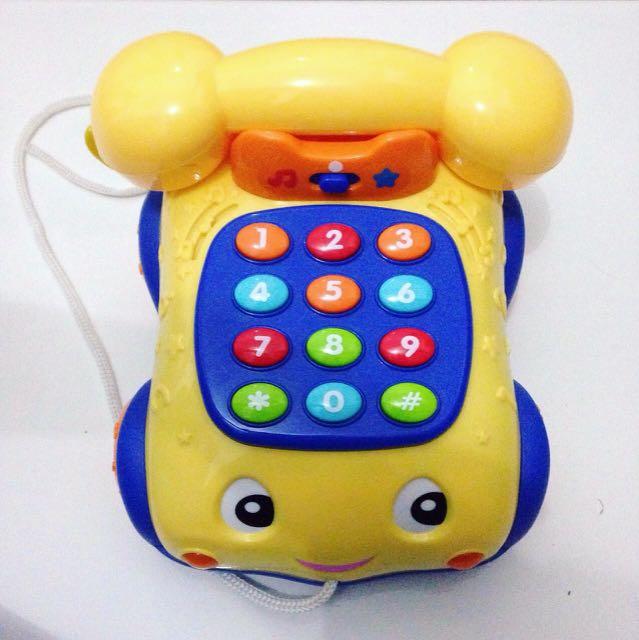 Baby telephone