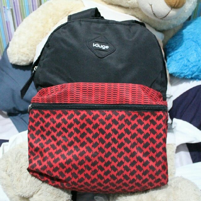 Backpack kluge by Shopie Martin