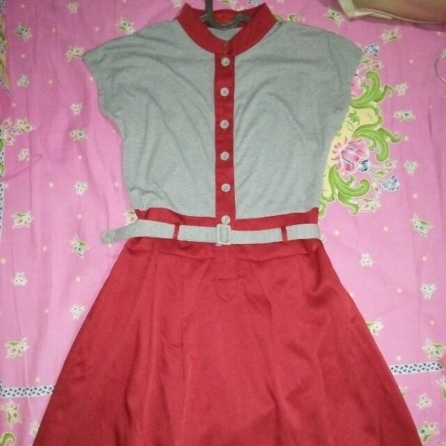 Baju dress sole mio