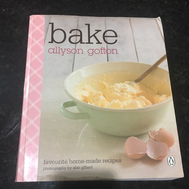 Bake by Allyson Gofton