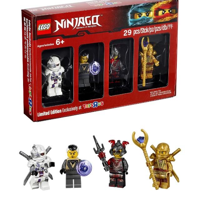 BNIB Lego Bricktober Ninjago with Pop Out Card (reserved)