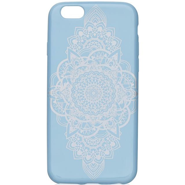 [BRAND NEW] HOLOGRAPHIC Henna iPhone Case