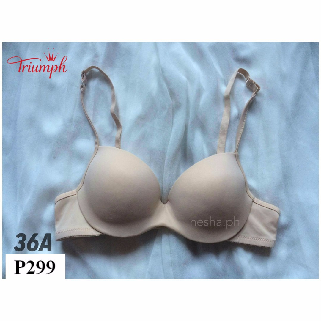 Branded Overruns Triumph Bra For Only P29900 Preloved Womens Nesha Linen Pants In Olive Fashion Clothes On Carousell