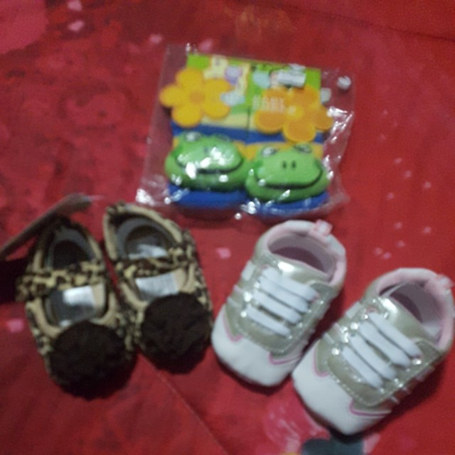 Bundle Offer - Baby/Infant Shoes & Shoes Socks