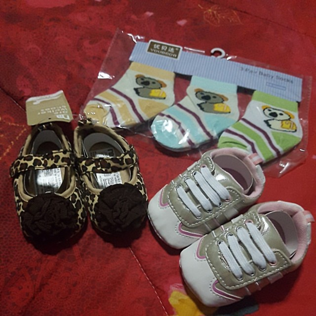 Bundle Offer - Baby/Infant Shoes & Socks