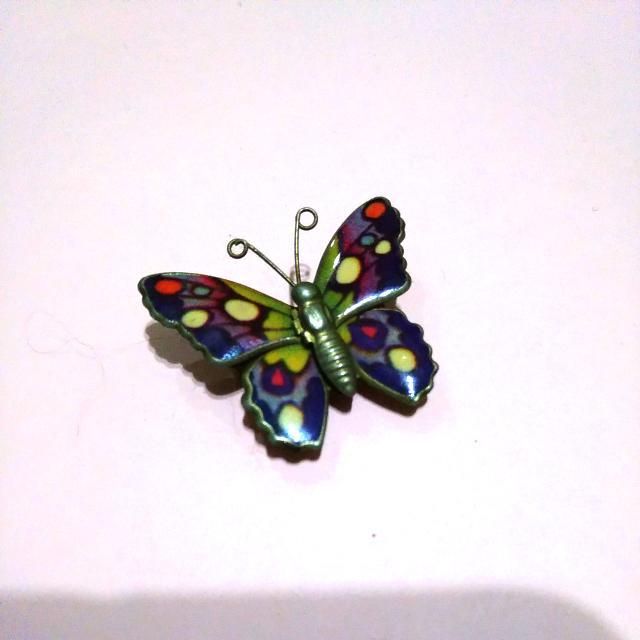Butterfly Pin Peniti Bros