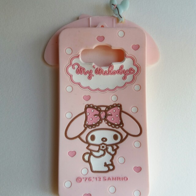 Casing Cover 3D My Melody Samsung J5 2016 J510