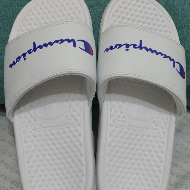 champion 女用拖鞋