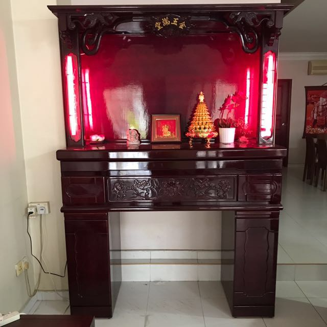 Chinese Praying Table Furniture Tables Chairs On Carou