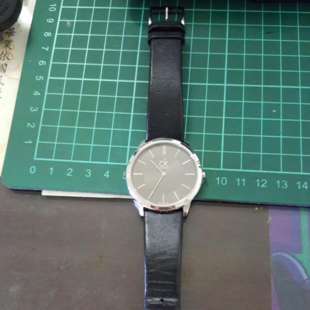 Ck calvin Klein 中性錶 男錶 手錶