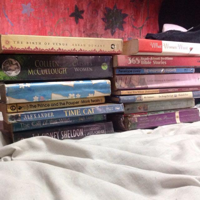 Classic Novels, Children's Books
