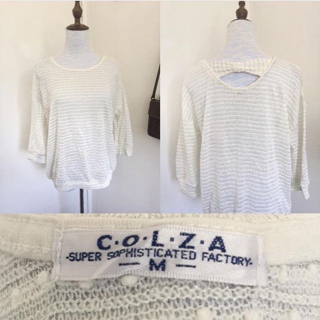 Colza Knit Top