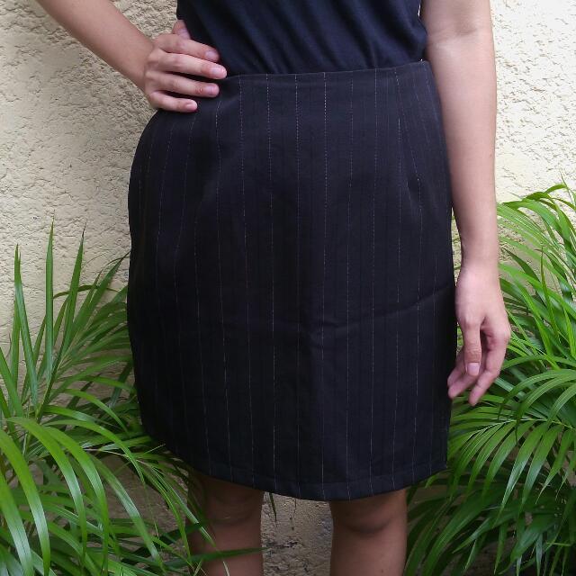 Corporate Pencil Cut Skirt