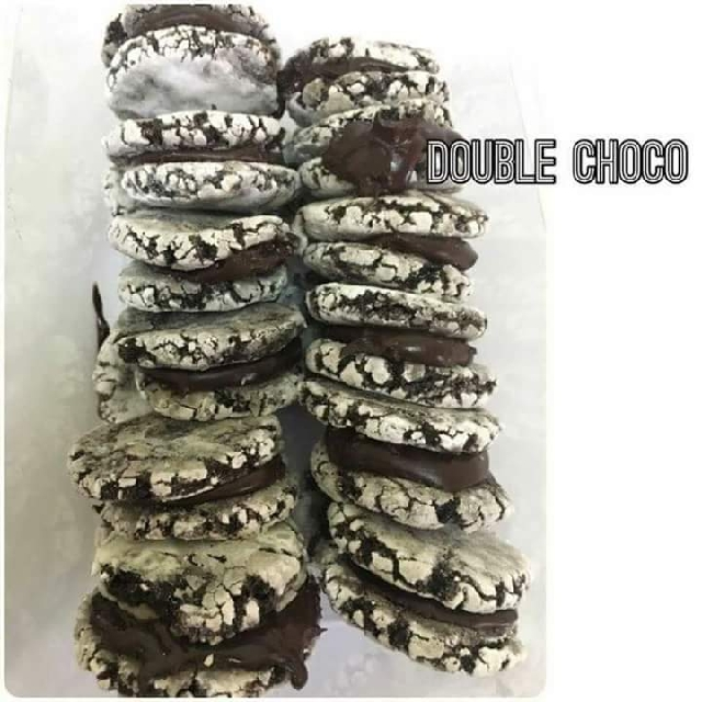 Crinkles with fillings