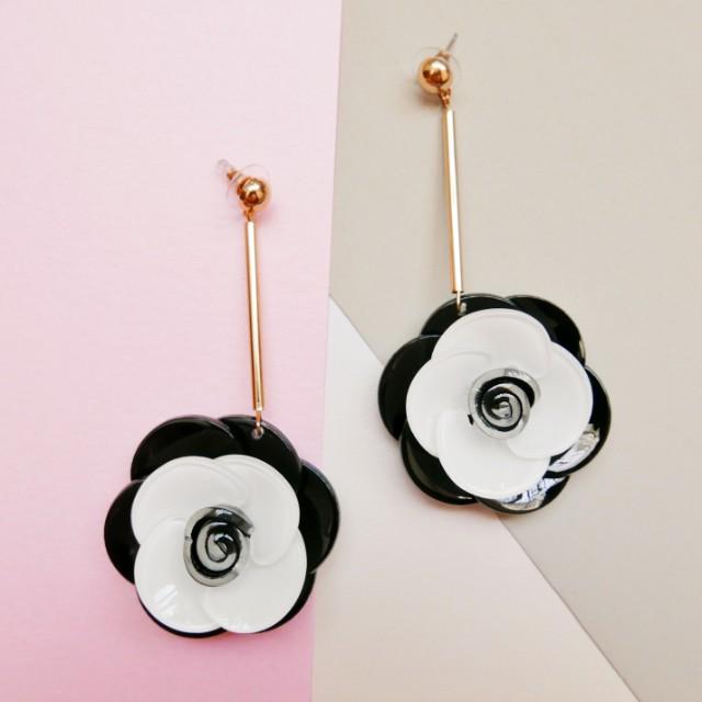 Dangling earrings | Fleur