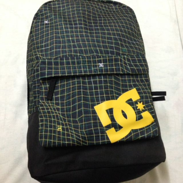 DC bags AUTHENTIC
