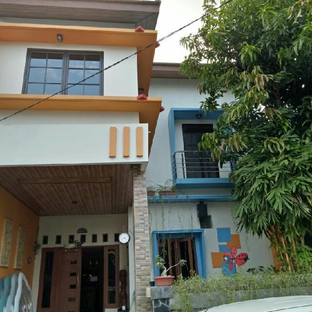 Dijual Rumah Siap Huni Bergaya Industrial Minimalis Property For