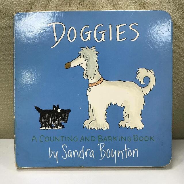 Doggies (Boardbook) by Sandra Boynton