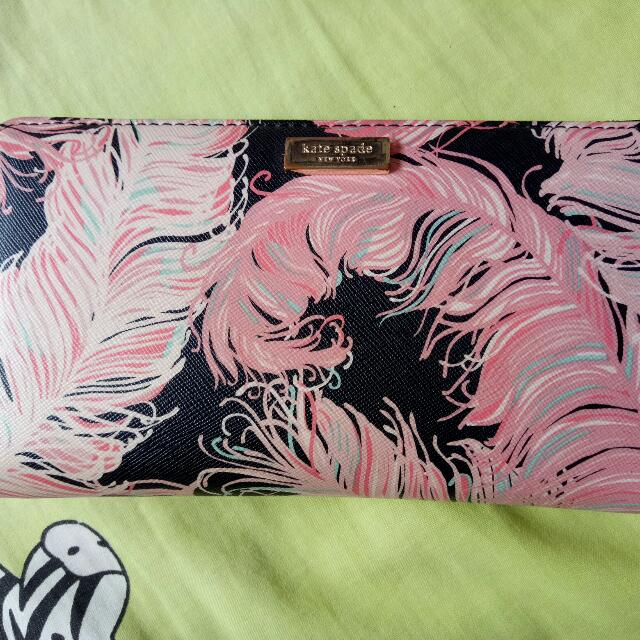 Dompet Katespade Feather