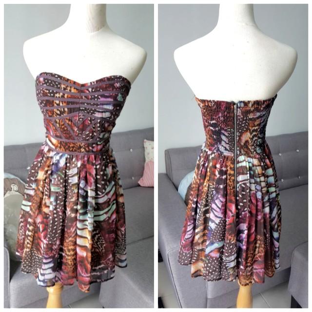 Dotti Butterfly Dress