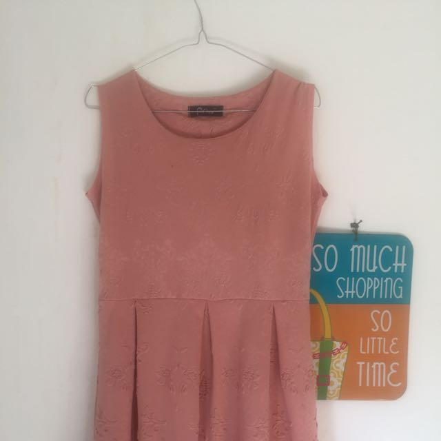 Dress Prive Peach