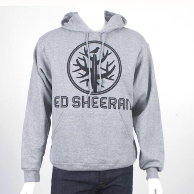 Ed Sheeran tour jumper merch