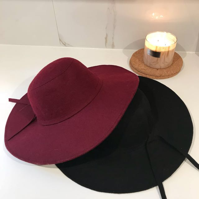 Floppy Wool Hat(s)