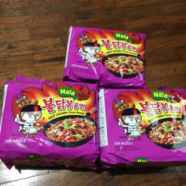 For shipping 🤗4xspicy ramen noodles