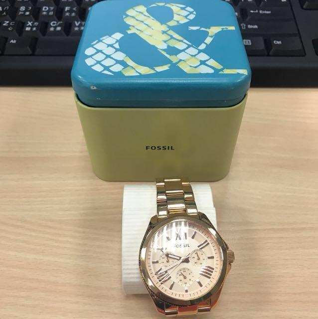 FOSSIL手錶女錶
